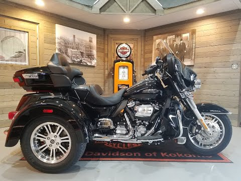 2020 Harley-Davidson Tri Glide® Ultra in Kokomo, Indiana - Video 1