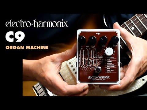 ELECTRO HARMONIX C9 Kytarový efekt