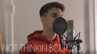 Not Thinkin' Bout You   Ruel | Eric Miyan Cover