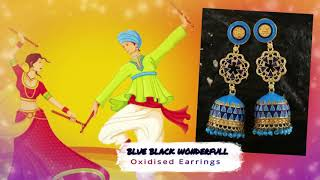 Latest Trending Navratri Jewellery Collection For This Year | Anuradha Art