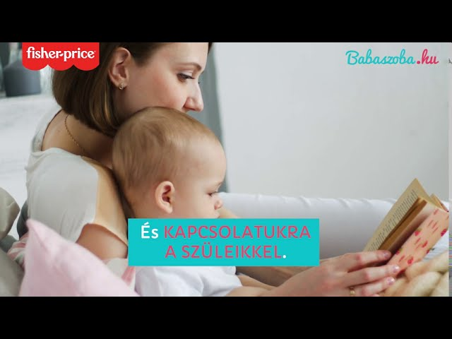 Ezért olvass a babának
