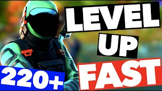 How to LEVEL UP FAST in Fortnite Chapter 2 Season 4 GUIDE: Fortnite How to Level up FAST in Season 4