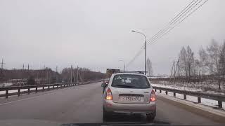 Страшная авария в Орловской области.