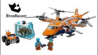 LEGO CITY 60193 Arctic Air Transport Speed Build for Collecrors - Collection Arctic (13/18)
