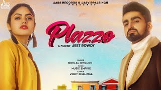 Plazzo | (Full HD) | Gurlal Dhillon | New Punjabi Songs 2020 | Jass Records