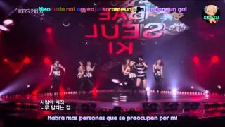 Bae Seul Ki - Tiresome MV (Sub Español + Karaoke)
