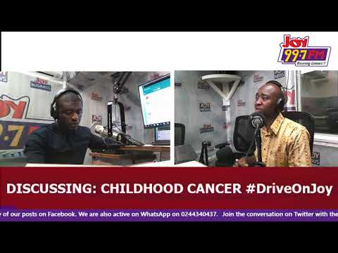 Drive on Joy FM (5-9-18)