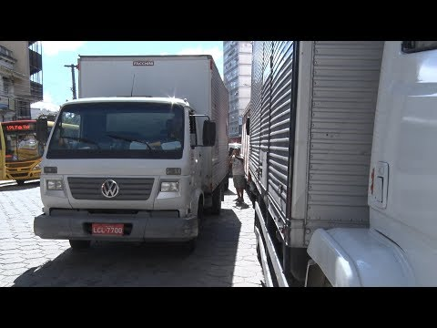 Horário de carga e descarga é ampliado até às 15h em Nova Friburgo