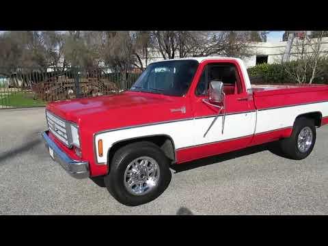 Video of 1976 Silverado - $19,900.00 - PE2S