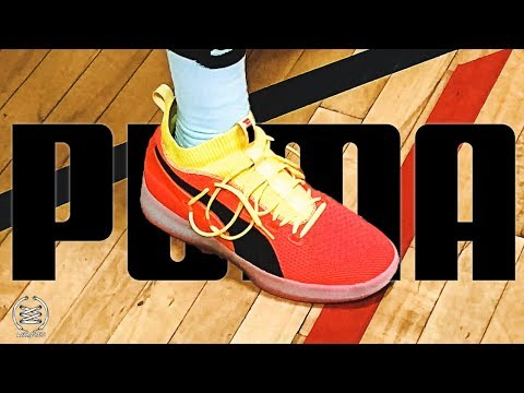 The Puma Clyde Court Disrupt Performance Review | THIS SHOE IS FIRE!
