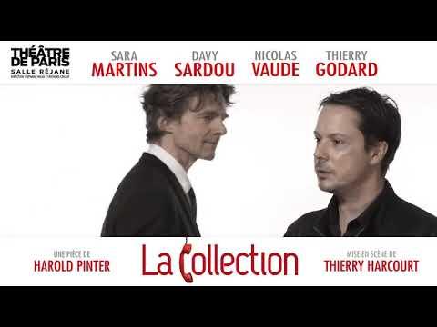 Un thriller psychologique passionnant d'Harold Pinter adapté par Eric Kahane au théâtre de...