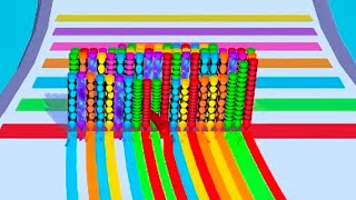 Pencil Rush 3D - Level 44-53 Gameplay Android, iOS