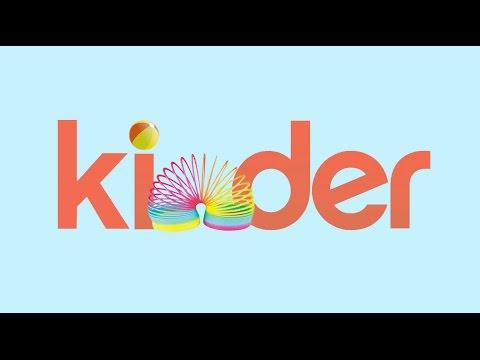 Kinder: Finally, Tinder For Kids