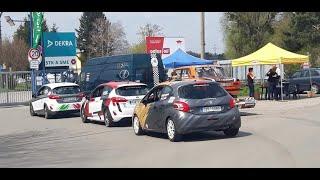 FPV Drone vs Rally