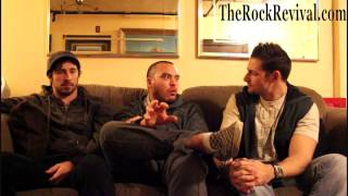 10 Years Interview with Jesse Hasek & Brian Vodinh on 2012 Cutting Like Knives Tour