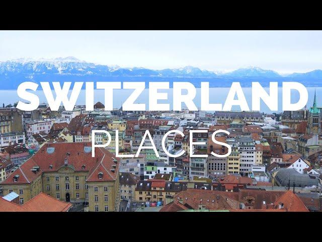 Video Uitspraak van Switzerland in Engels