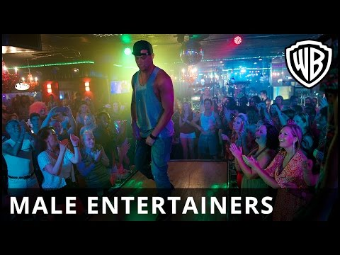 Magic Mike XXL (Clip 'Male Entertainers')