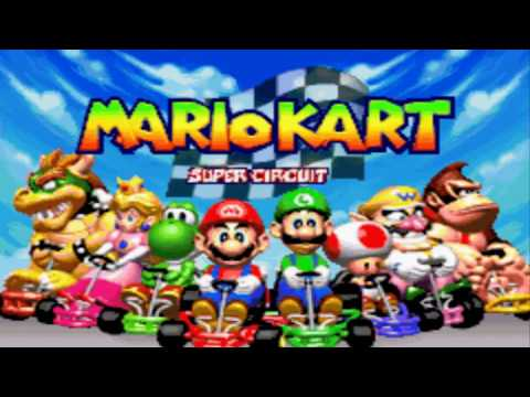 Mario Kart: Super Circuit part 1: And I veer and veer once again
