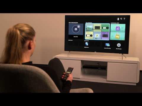 Samsung Blu-ray Player: Smart Hub
