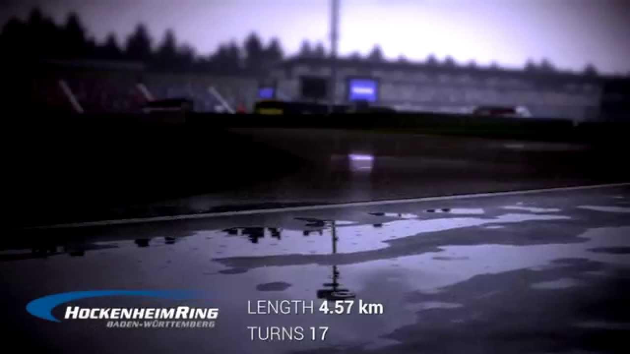Обложка видео Трейлер #1 Project CARS