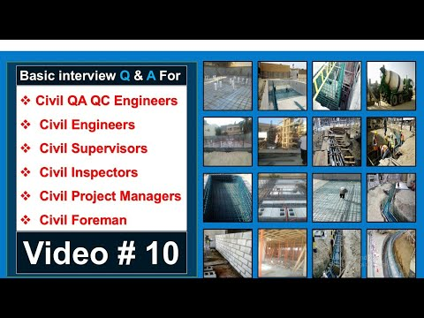 Site Supervisor interview questions - alpha code - Video - Dangdutanme