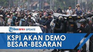 Jika Jokowi Teken UU Cipta Kerja, KSPI Akan Demo Besar-besaran 1 November