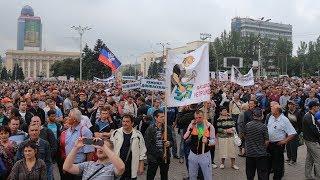 Как ДНР отблагодарила шахтеров, поддержавших республику в 2014