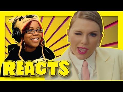 ME! (feat. Brendon Urie of Panic! At The Disco) by Taylor Swift | Music Video Reaction