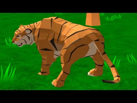 Tiger Simulator 3D Video 1