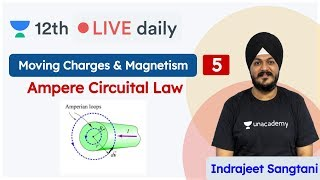 CBSE Class 12: Moving Charges & Magnetism L5 | Physics | Unacademy Class 11 & 12 | Indrajeet Sir - Download this Video in MP3, M4A, WEBM, MP4, 3GP