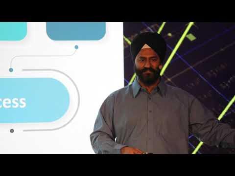 El enfoque de innovación de Cisco y ngena - Muninder Sambi (Cisco VP- Enterprise Routing/SDWAN& Switching)
