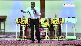HOW TO LEAD A HOLY LIFE - JUDE ANTOINE Logos Retreat Centre Bangaluru