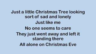 Little Christmas Tree Lyrics - The Jackson 5