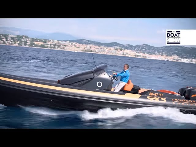 [ENG] SACS STRIDER 10 - Review - The Boat Show