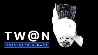 Relocating a Commercial Spacecraft at the Space Station on This Week @NASA – July 23, 2021