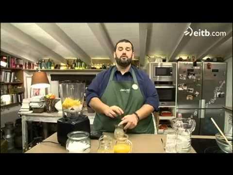 David de Jorge nos refresca con un zumo de fruta con gas