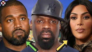 """TK Kirkland Goes ALL The Way IN On Kanye West & Kim K! """"He's Not Crazy He's HURT About His Woman""""!"""