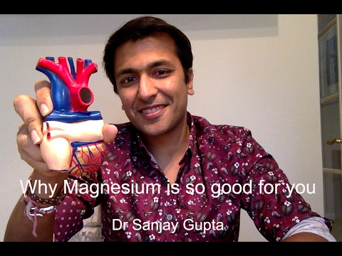 Video Why magnesium is so good for you