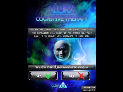 Video of Alura: Free Cognitive Therapy