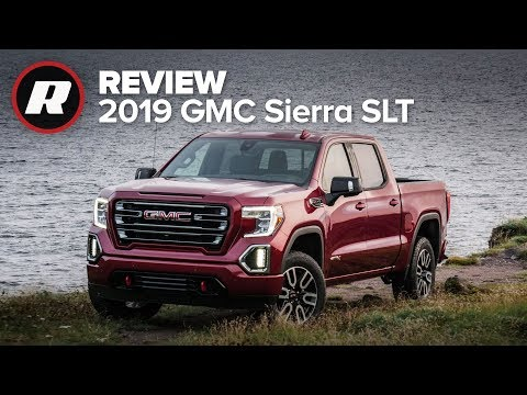 2019 GMC Sierra SLT works hard and plays harder | Review