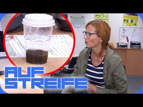 Abführmittel im Kaffee: Miese Masche im Café | Auf Streife | SAT.1