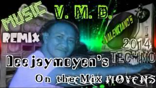 TECHNO MIX  Ibong Ligaw deejaymoyen's 2014 valenciano's