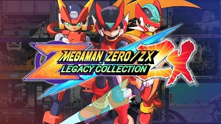 Rock On! with the Mega Man Zero/ZX Legacy Collection
