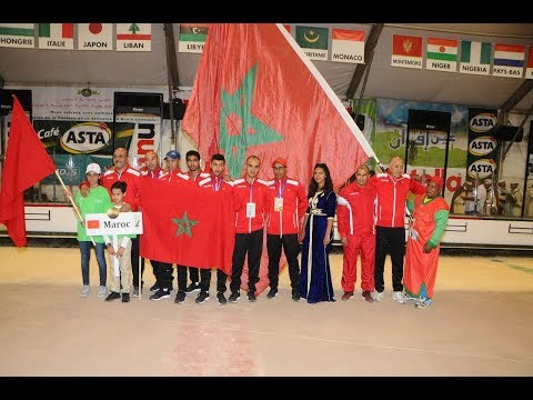 Mondial Seniors, Casablanca 2017