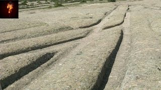 Ancient Tank Tracks Found In Turkey?