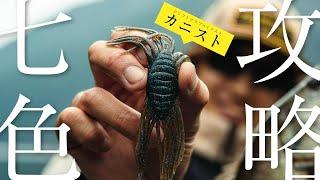 【BB TIME バス釣り】早春の七色ダムを藤田京弥が攻略|ピクピク、ドリフトクラブ