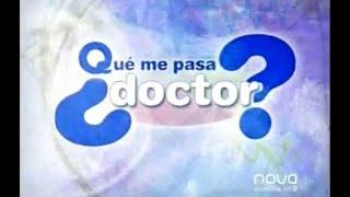 ¿Qué me pasa Doctor? (III/III)