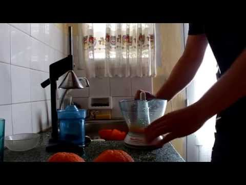 Exprimidor de naranjas: Eléctrico vs Manual