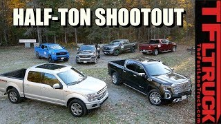 What's the Best 2019 Half-Ton Truck? - Canadian Edition
