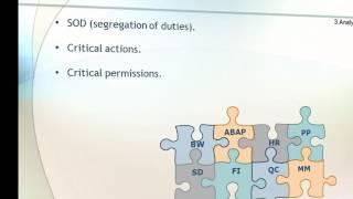 SAP GRC introduction / demo